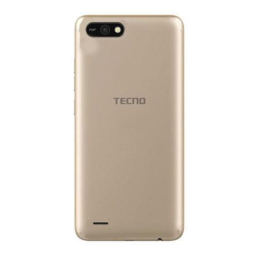 Tecno Pop 2F Back Display Gold