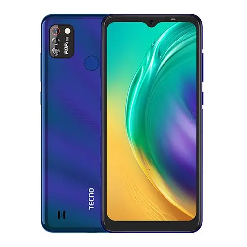 Tecno Pop 4 Pro Front and Back Display