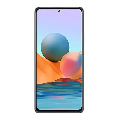 Xiaomi Redmi Note 10 Pro Front Display