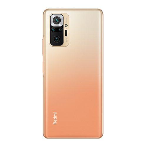 Xiaomi Redmi Note 10 Pro Back Display Gradient Bronze