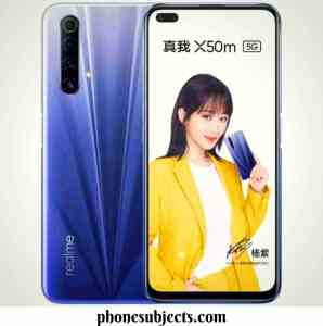 Realme X50M 5G: Processor, Display, Camera, Battery, Expected Launch Date in India (July 2020)