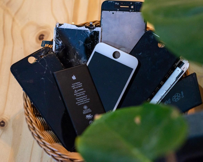 reparaciones de iphone