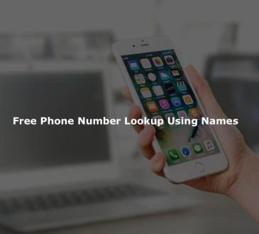 free phone number lookup by name