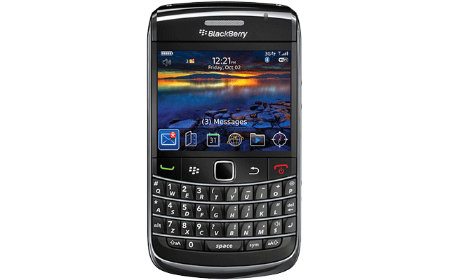 BlackBerry Bold 9700 Specification