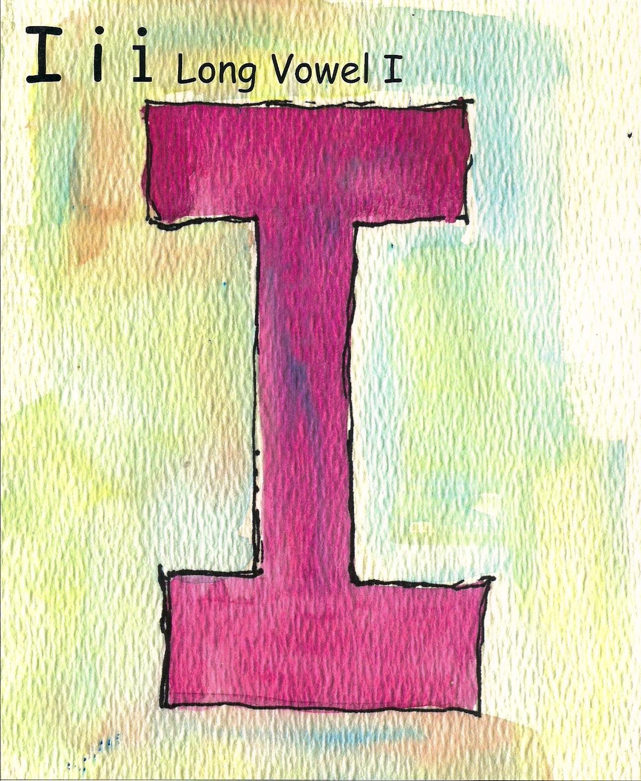 Long Vowel Simple Sight Words