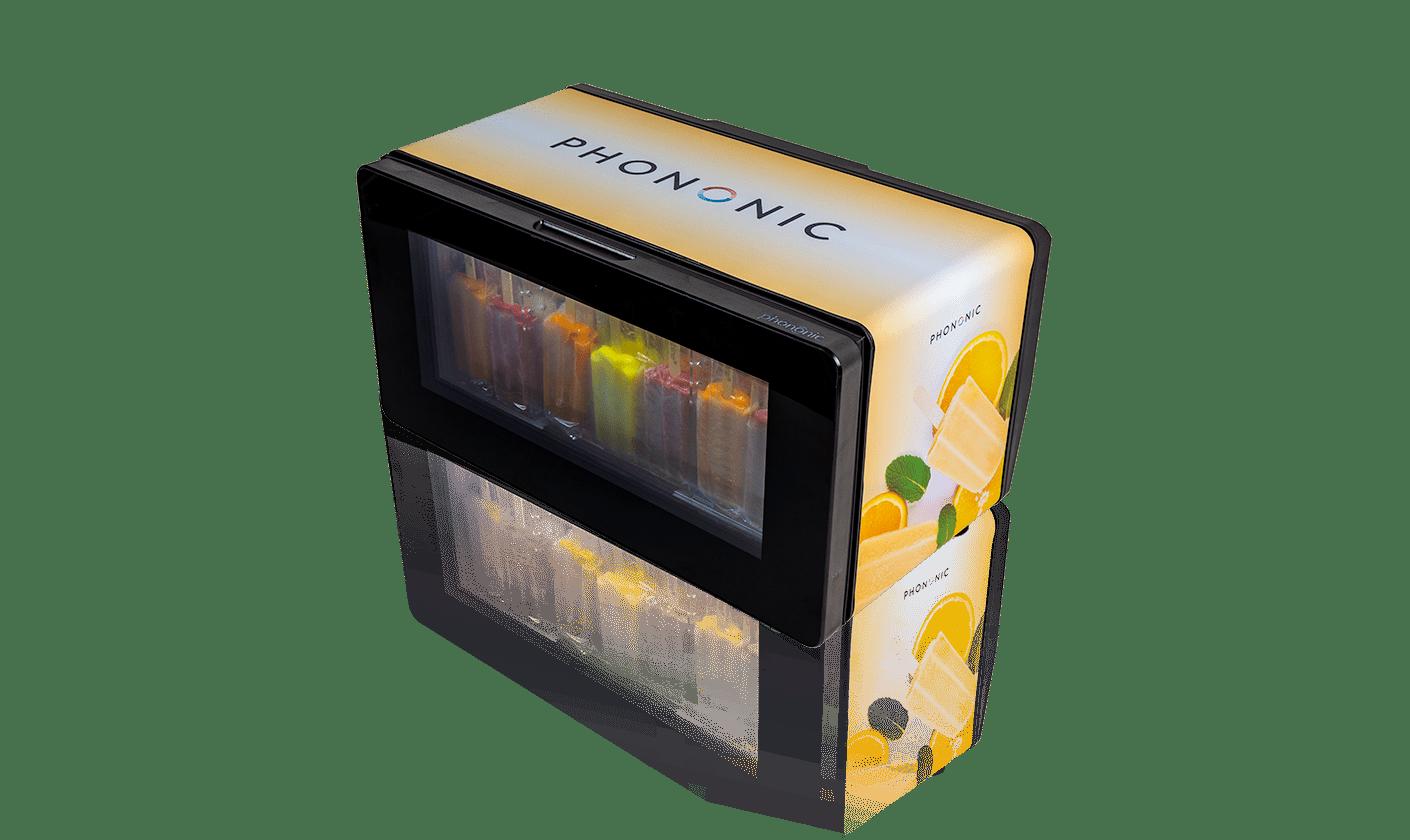 The Micro Bench-top Freezer