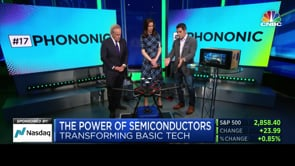 CNBC Power Lunch Phononic 2019