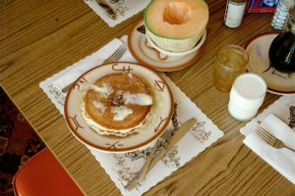American Diner Breakfast Stephan Shore