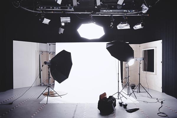 Empty Photography Studio