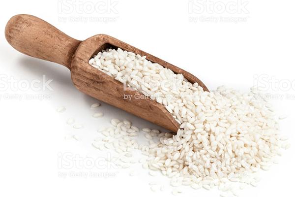 Rice Serving Creative Food Job Stock Photography