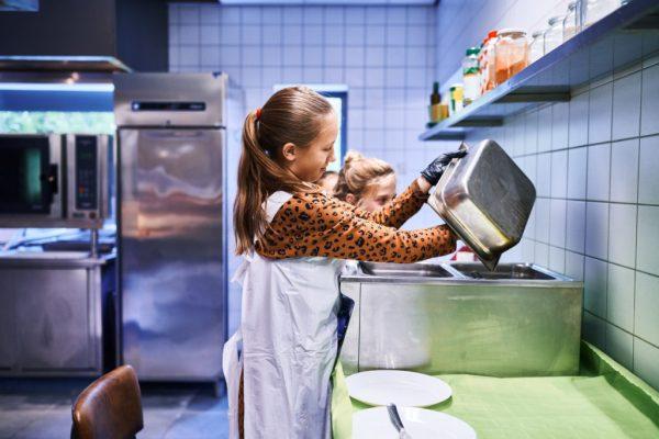 Phoodies koken met kinderen