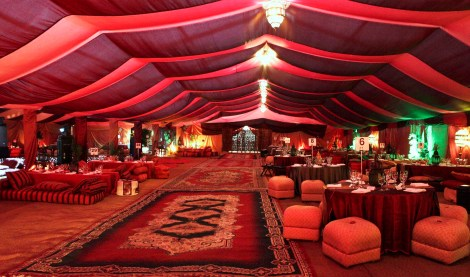 Arabian Wedding Banquet