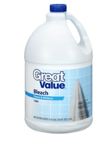 EWGs Guide To Healthy Cleaning Walmart Great Value Bleach Cleaner Rating