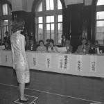 1965年 浅野 隆 《ミス横浜審査》