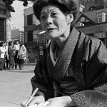 撮影年不明 石橋寿子『北と東の人間録』《浅草》