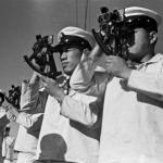 1938年 内閣情報部写真協会 《大成丸帰航》