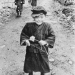 1960年ごろ 岩宮武二 『佐渡』《腕白小僧》