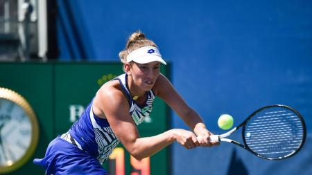 Elise Mertens Rolls Into Fourth Round Beating American Caty McNally -  Official Site Of The 2021 US Open Tennis Championships - A USTA Event