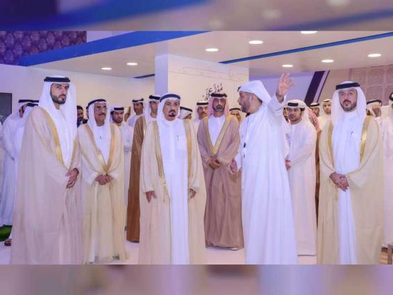 حميد النعيمي يفتتح فعاليات الدورة التاسعة لمؤتمر عجمان الدولي