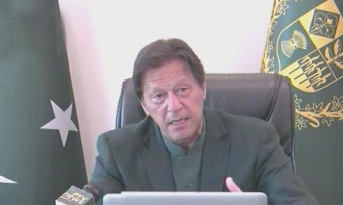 Prime Minister Imran Khan urged lawmakers to encourage the public to adopt a coronavirus SOP
