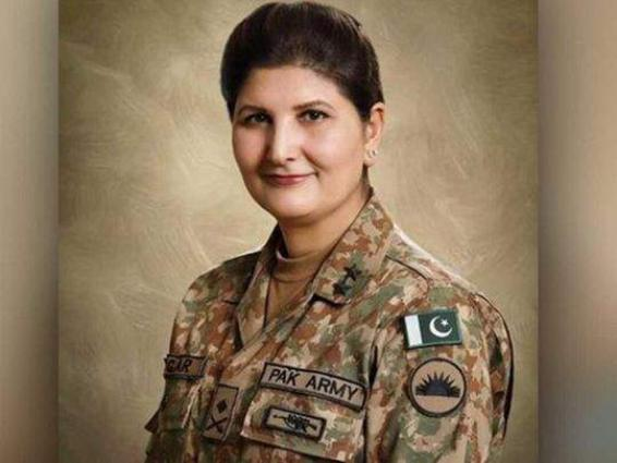 Major General Nigar Johar promoted as Lieutenant General; becomes first female surgeon of Pakistan Army