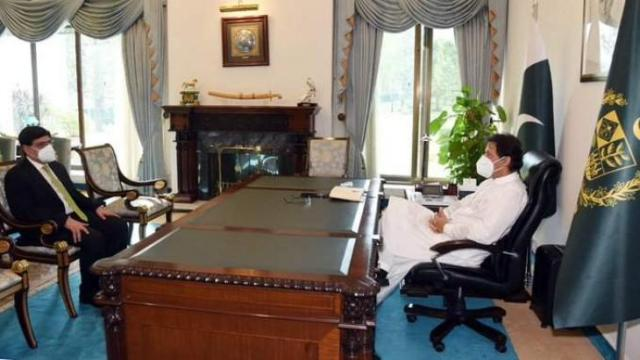 Outgoing interior secretary calls on Prime Minister