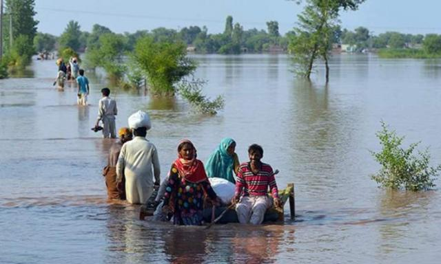 Commissioner directs to take measures to prevent floods