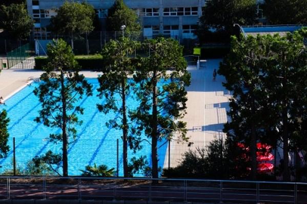 la piscine challenge photo