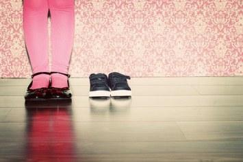 chaussure de rentrée scolaire