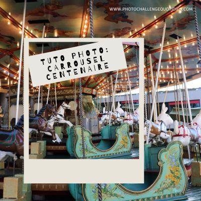 tuto photo carrousel