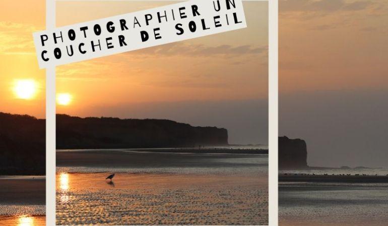 comment apprendre à photographier un coucher de soleil