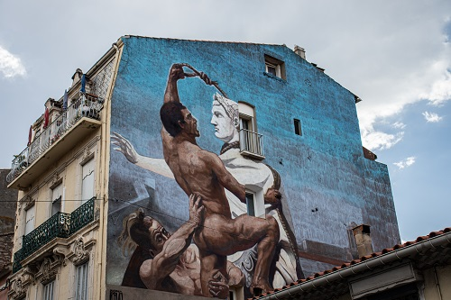 photographier les graffiti de Sète