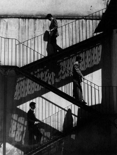 femmes photographes lola alvarez bravo escaliers