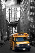 Ramassage scolaire à NY
