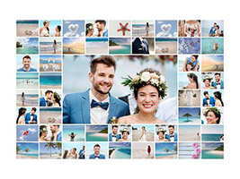 12 Photo collage maker – 250 FREE templates & printing as ...
