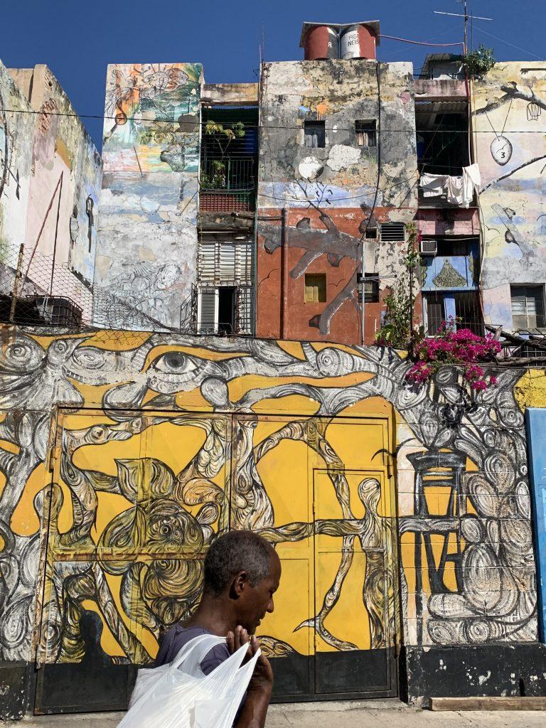 Callejón de Hamel, Havana, Cuba