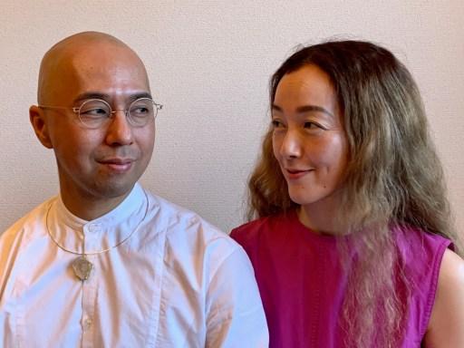 Sho & Sarah Tomita, Kyoto, Japan ©2020, Cyndie Burkhardt.