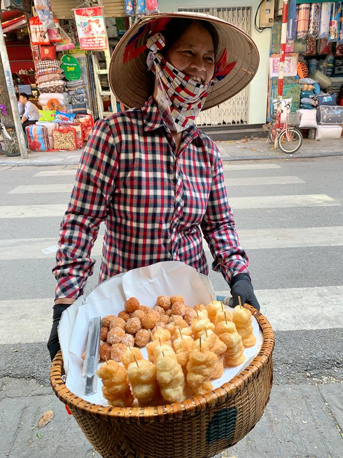 Hanoi Streets, Vietnam ©2019, Cyndie Burkhardt.