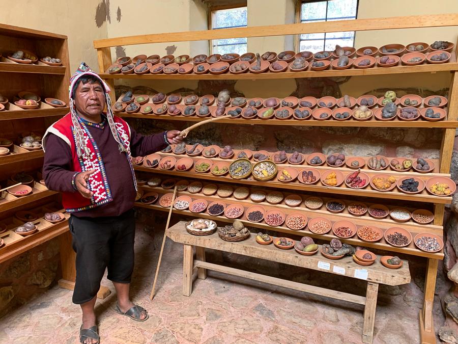 Potato Park, Pisac, Sacred Valley, Peru ©2019, Cyndie Burkhardt.