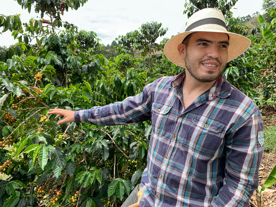 La Casa Grande Coffee Hacienda, Medellín, Colombia, ©2019, Cyndie Burkhardt.