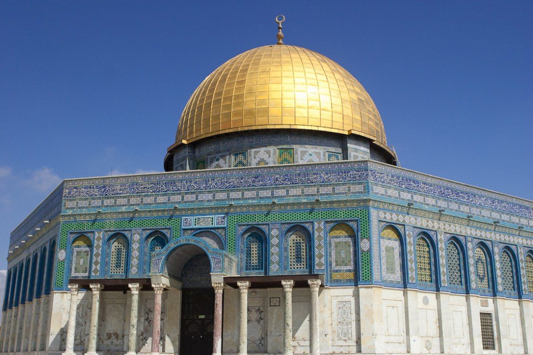 Jerusalem, Israel ©Cyndie Burkhardt.
