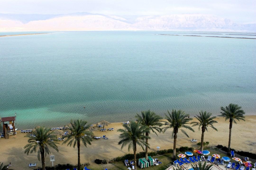 Dead Sea, Israel ©Cyndie Burkhardt.
