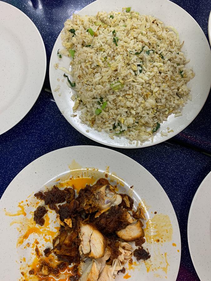 Malaysian food, Kuala Lumpur, Malaysia, ©2020, Cyndie Burkhardt.