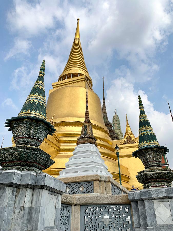 Grand Palace, Bangkok, Thailand ©2019 Cyndie Burkhardt.