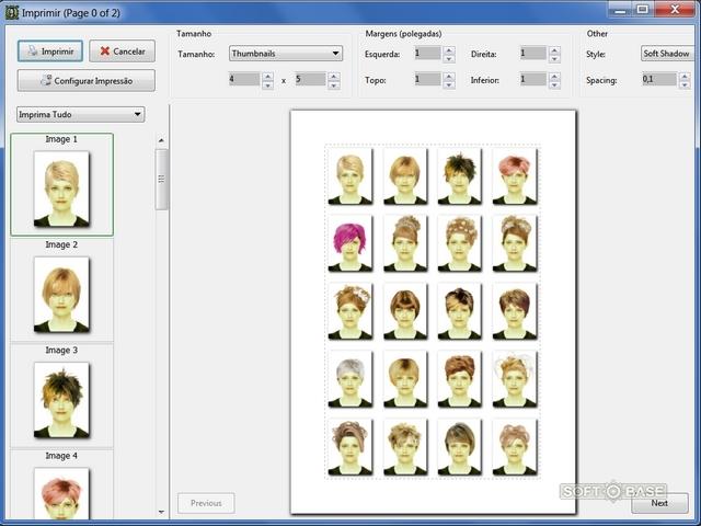 14 способов подбора причесок онлайн и 5 компьютерных программ для подбора прически