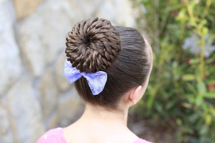 ステップバイステップでの髪型の髪型