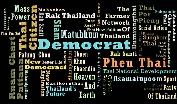 Thainess, the economy & the 2011 Thailand general election