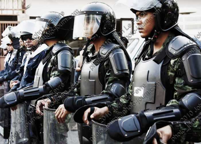 Thailand Internal Security Act shows rattled Thai Government