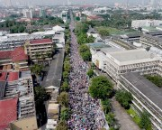 Thailand anti-government, anti-democracy protests December 9, 2013