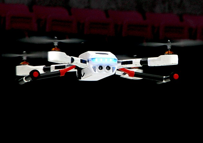 Camera Drones a necessary tool of 21st century photo-journalism